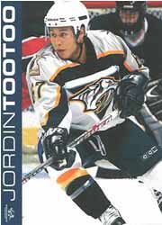 Jordin Tootoo, from Rankin Inlet